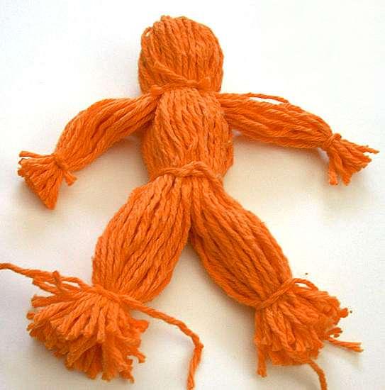 Как сделать куклу мотанку — оберег