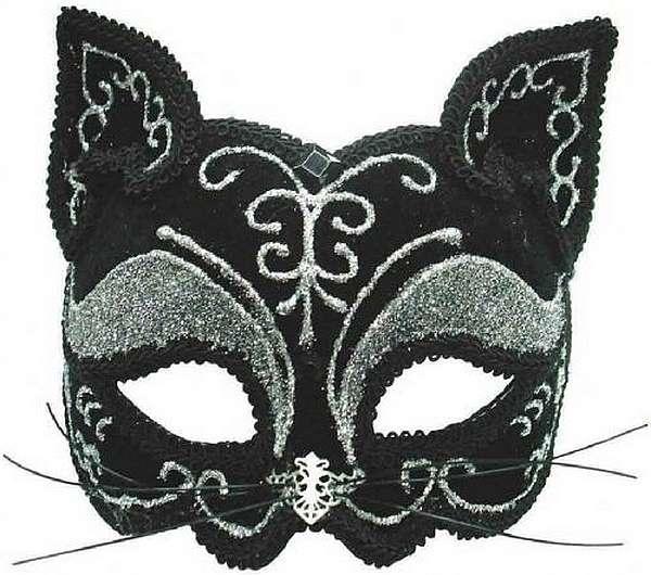 Как сделать маску из бумаги поэтапно