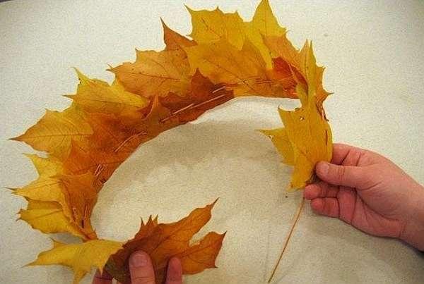 Делаем костюм Осени для девочки
