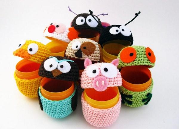 Амигуруми игрушки для начинающих