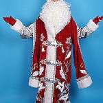 Как сшить костюм Деда Мороза в домашних условиях