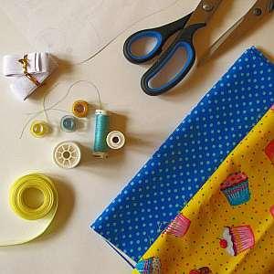 Как сшить объемные буквы подушки