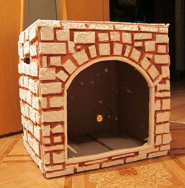 Делаем мебель для кукольного домика