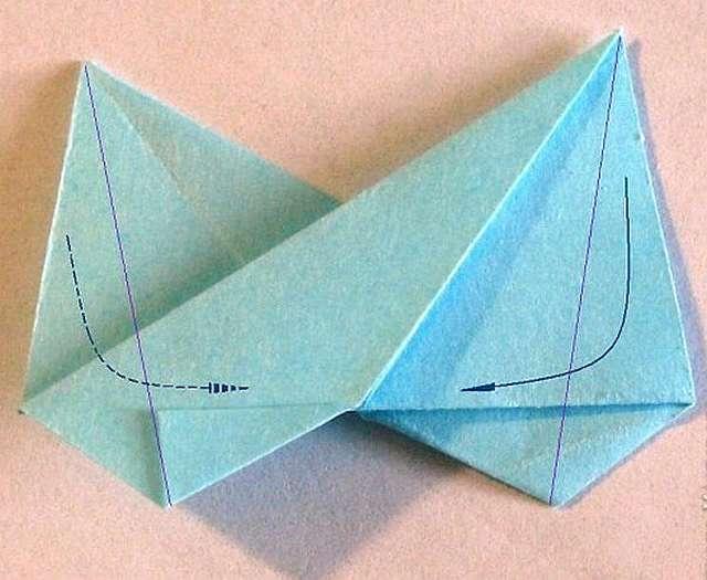 Оригами звезды и звездочки из бумаги