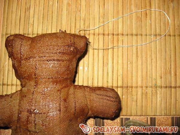 Ароматный тильдо-мишка