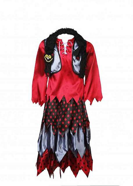 Идеи костюма Бабы Яги своими руками