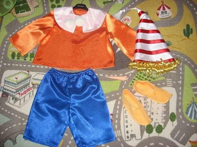 Карнавальный костюм Буратино своими руками - photo#9