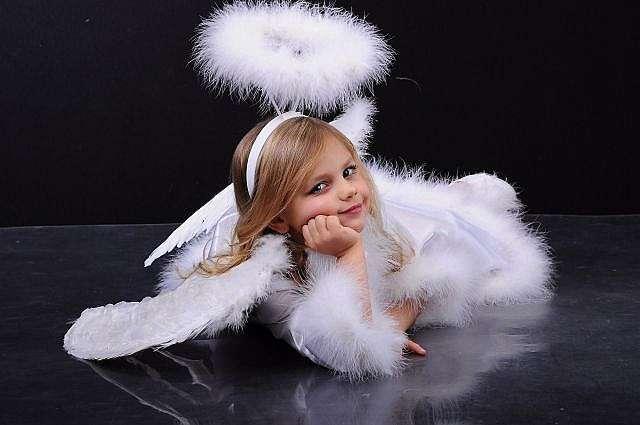 Шьем костюм Ангела