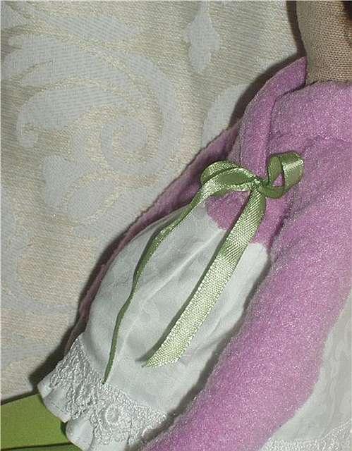 Тильда беременяшка своими руками
