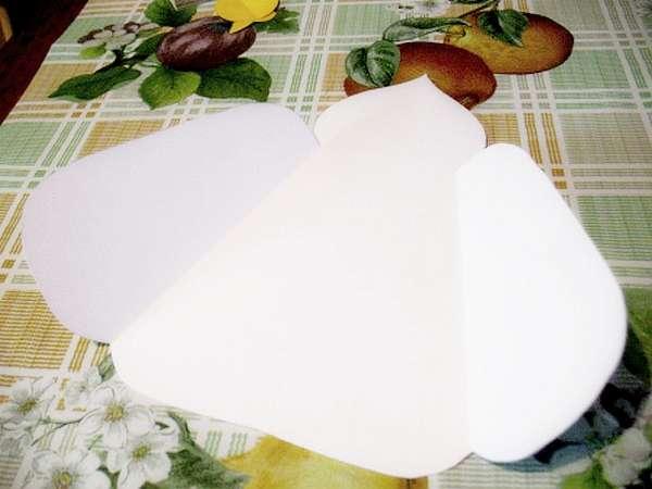 Как сделать Снегурочку из бумаги