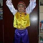 Карнавальный костюм Буратино своими руками