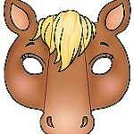 Как сделать маску лошади своими руками