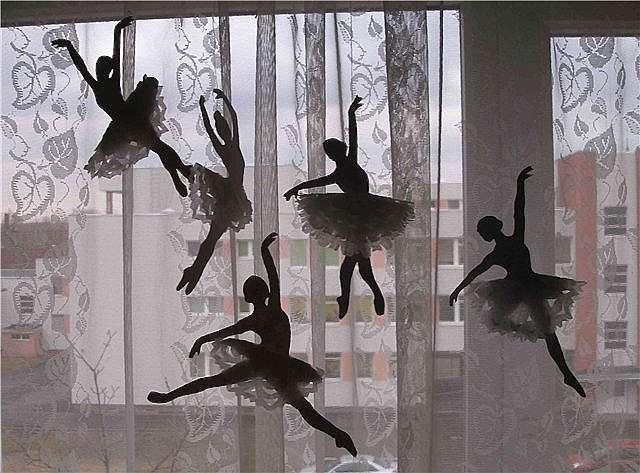 Как сделать новогоднюю балерину своими руками