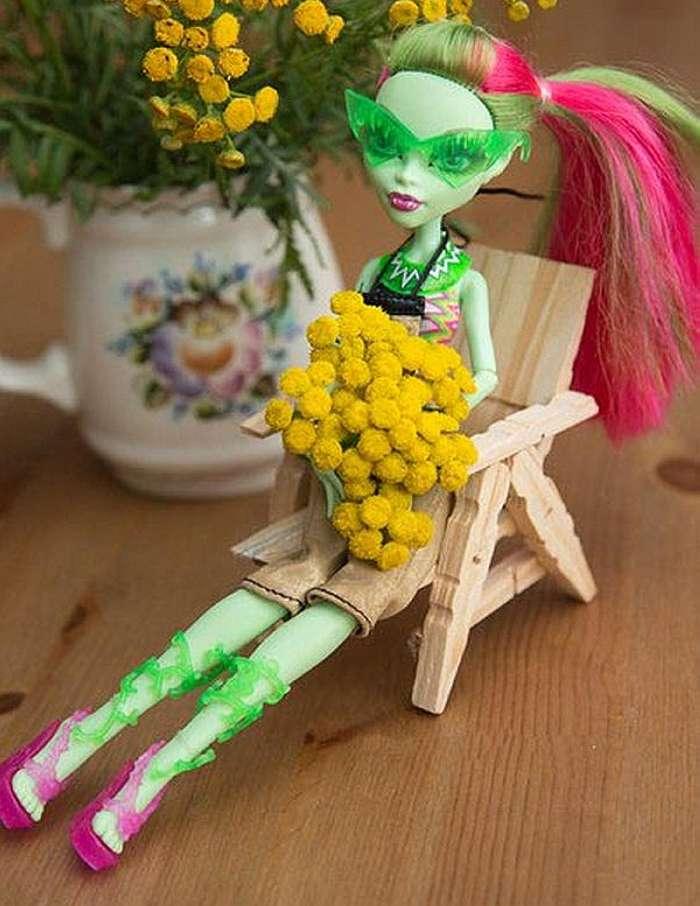 Как делать вещи для кукол своими руками