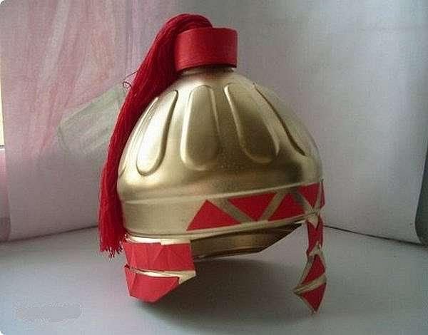 Как сделать богатырский шлем своими руками из бумаги
