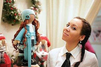 Очаровательные куклы Татьяны Коннэ