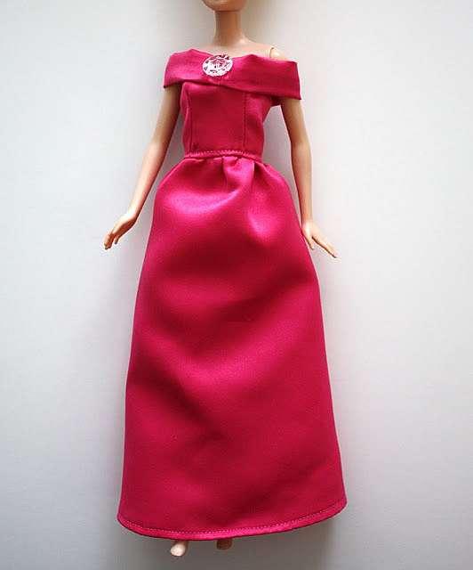 Шьем одежду для Барби