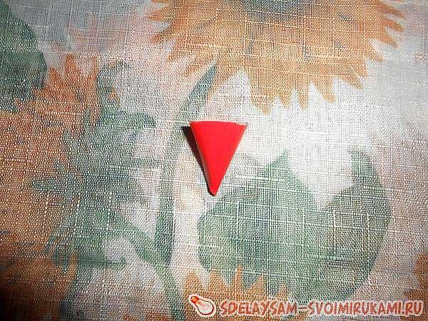 Игрушка из полиэтилена «Птенец»
