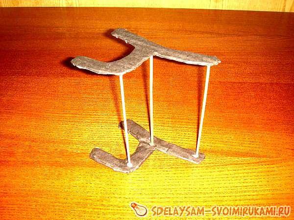 Скамейка для игрушек