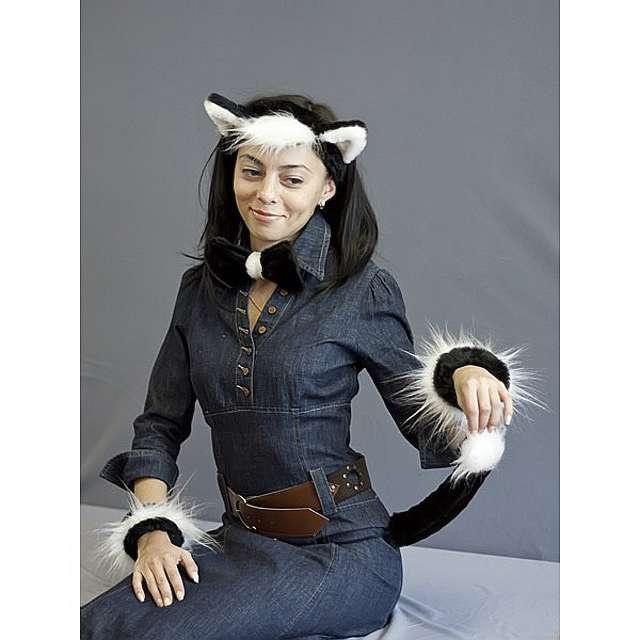 Как своими руками сделать костюм кота