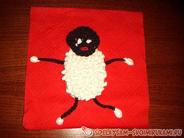 Веселые овечки