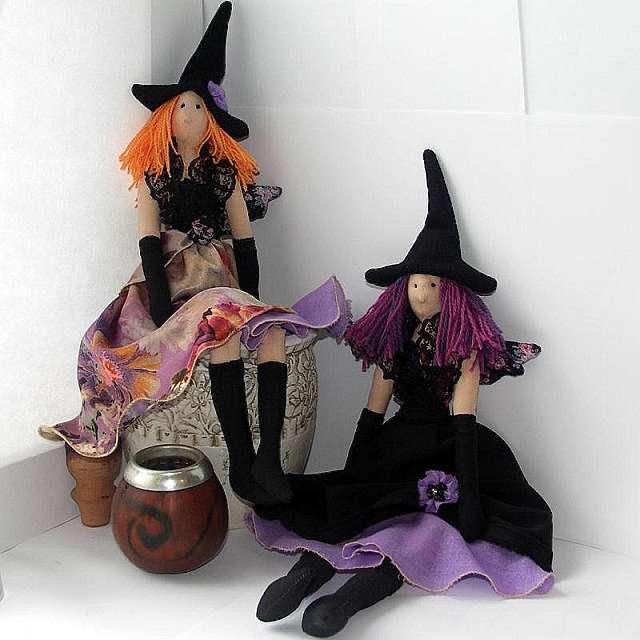 Тильда ведьмочка мастер класс