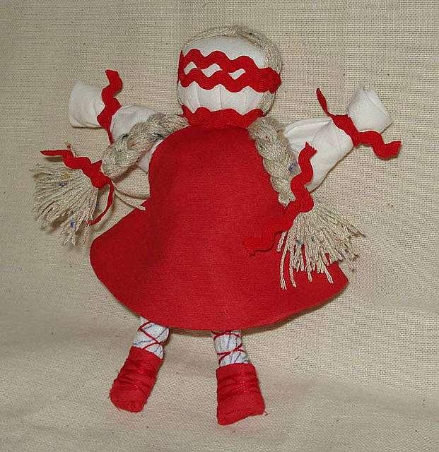 Женские куклы-обереги: Желанница, Костромушка, Неразлучники