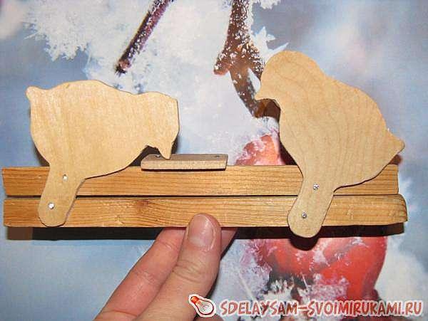 Поделки из дерева своими руками как делать