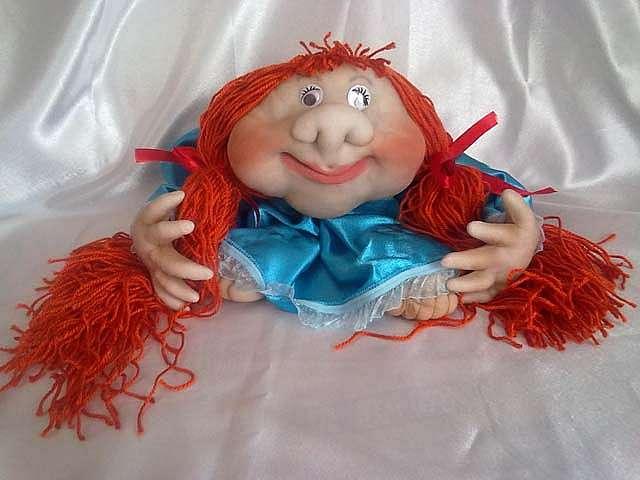 Как сшить куклу попика своими руками