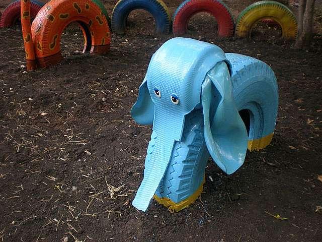 Как сделать слона
