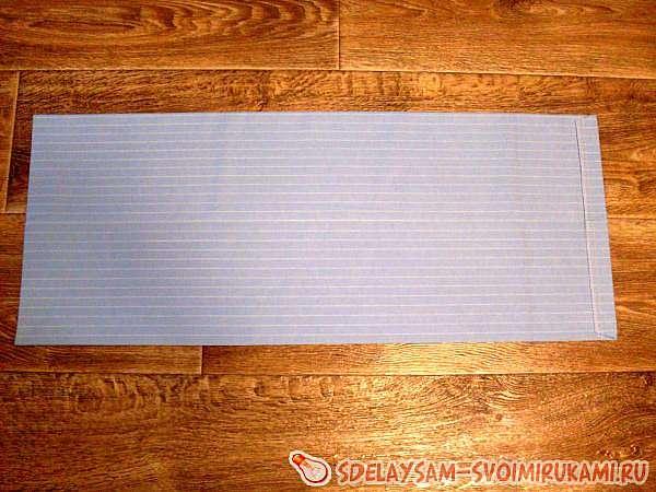 Текстильные кармашки в шкафчик для детского сада