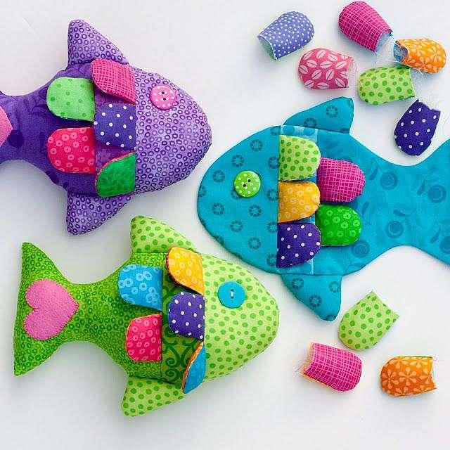 Правильные игрушки своими руками для малышей