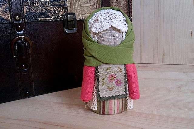 Как сделать куклу крупеничку