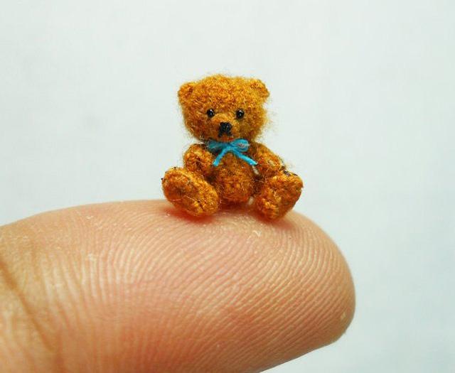 Мишки Тедди и Винни — амигуруми крючком