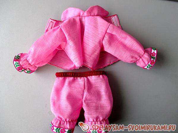 Тряпичная кукла Алина