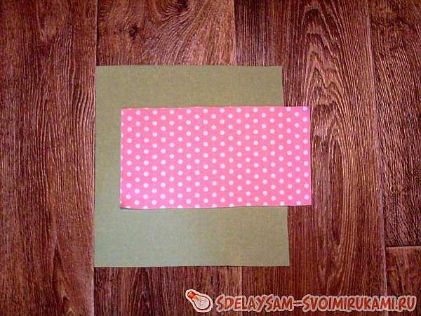 Изготовление текстильных кармашков для шкафчика
