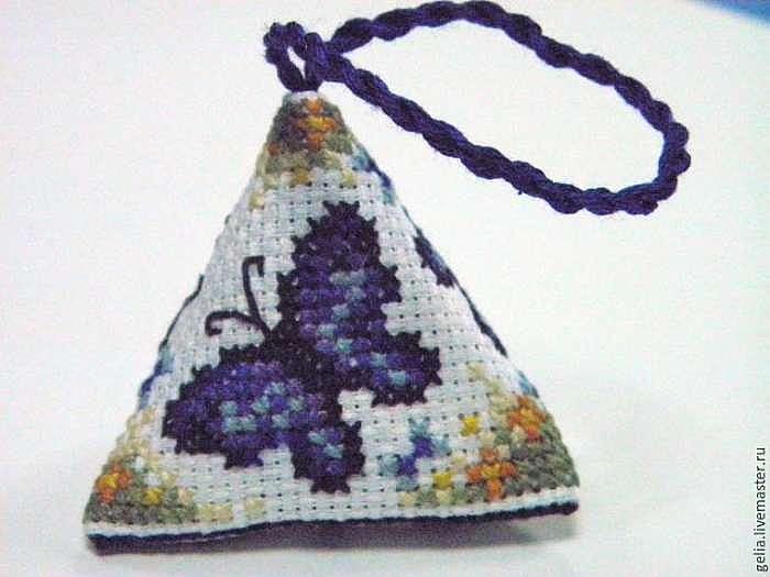 Создаем берлинго, или Симпатичная пирамидка своими руками