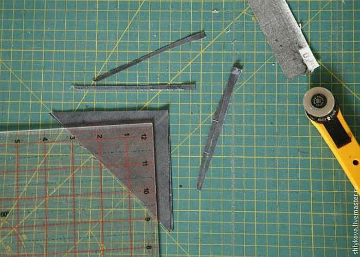 Создаем панно в технике пэчворк