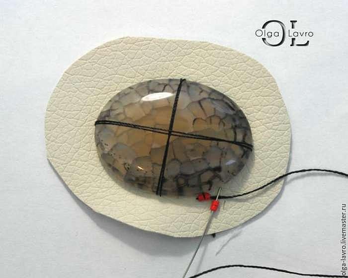 Создаем необыкновенный коралловый браслет