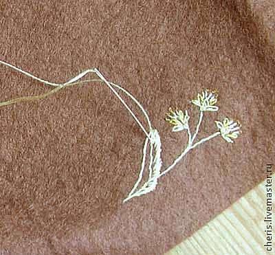 Вышиваем липу