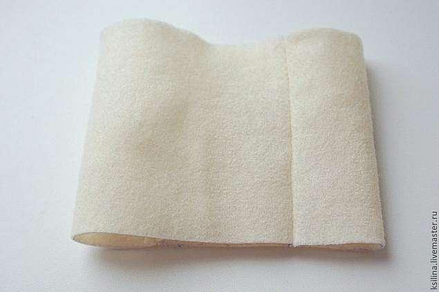 Шкатулка с вышивкой