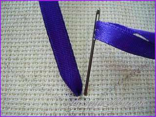 Вышивка лентами. Основы мастерства. Часть 2