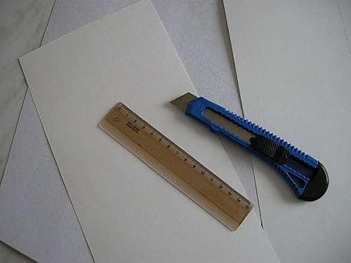 Мастер-Класс Открытка с вышивкой