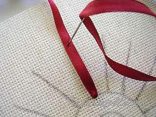 Вышивка лентами. Основы мастерства.