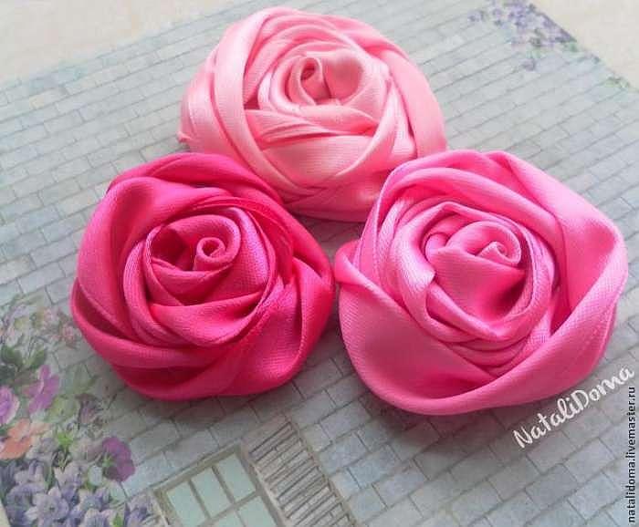 Розы своими руками в ютубе