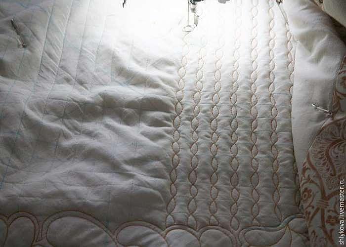 Создаем чудесное детское одеялко в технике квилтинга