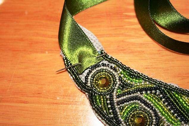 МК Зеленый воротник