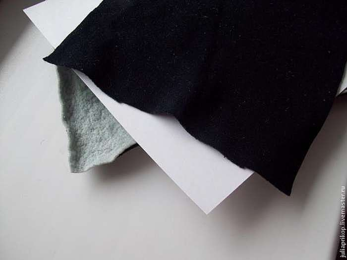 Декорирование блокнота: как прикрепить вышивку к готовой работе
