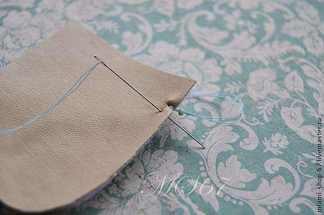Вышивка бисером. Урок №3. Край изделия.