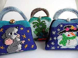 Изготовление сумочки-игольницы